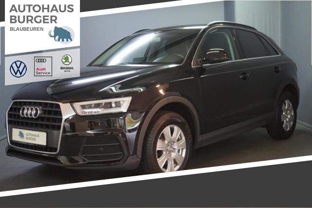 Audi Q3 2.0TDI LED/Navi/PDC/GRA/SitzHz, Jahr 2015, Diesel