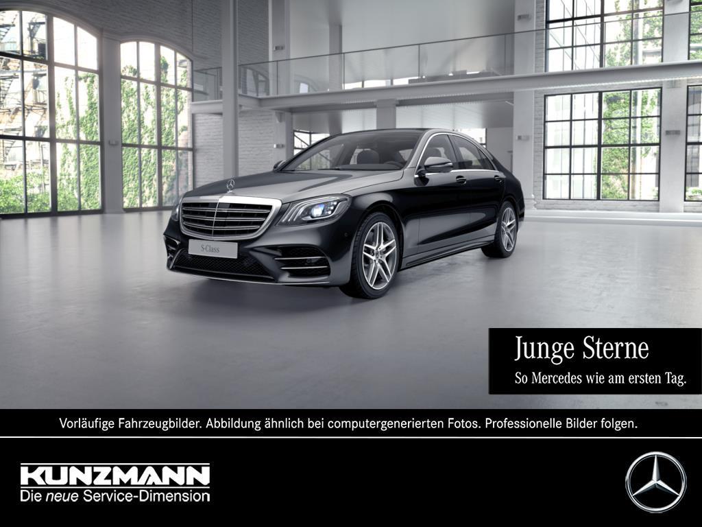 Mercedes-Benz S 450 4M AMG Comand Standhzg Distronic Memory, Jahr 2019, Benzin