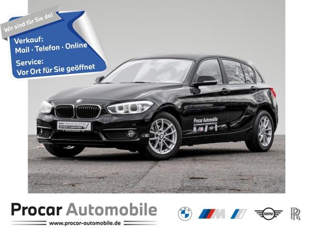 BMW 118i Advantage Navi Business LM Durchlade PDC, Jahr 2018, Benzin