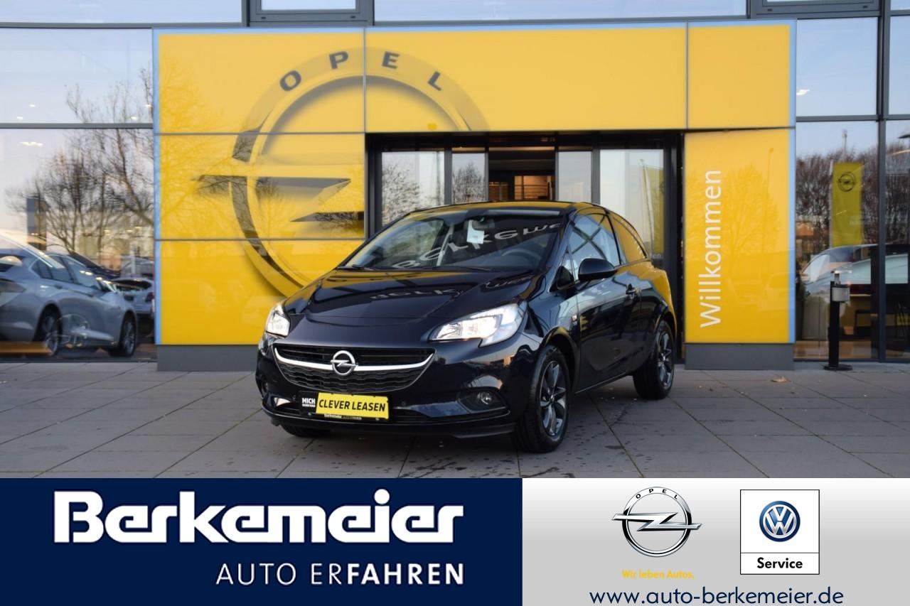 Opel Corsa 1.4 120 Jahre Sitzheiz/IntelliLink/Kamera/Parkp, Jahr 2019, Benzin