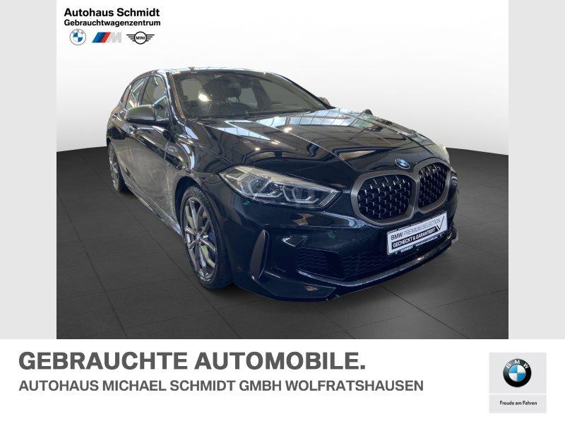 BMW M135i xDrive DAB*Live Cockpit*Tempomat*HiFi*Lichtpaket*, Jahr 2021, Benzin