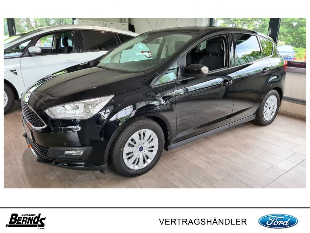 Ford C-MAX Cool & Connect NAVI KAMERA WINTER-P. KLIMA, Jahr 2019, Benzin