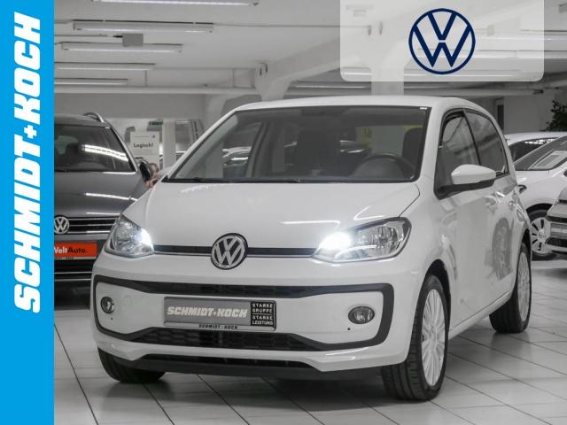 Volkswagen up! 1.0 BMT sound up! SHZ, PDC, maps+more 16, Jahr 2018, Benzin