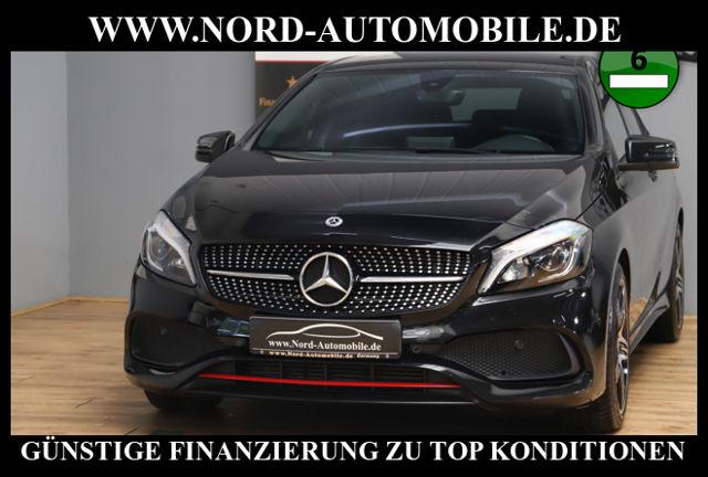 Mercedes-Benz A 250 Sport AMG Line 7G-Tronic*LED*Navi*Kamera*, Jahr 2015, Benzin