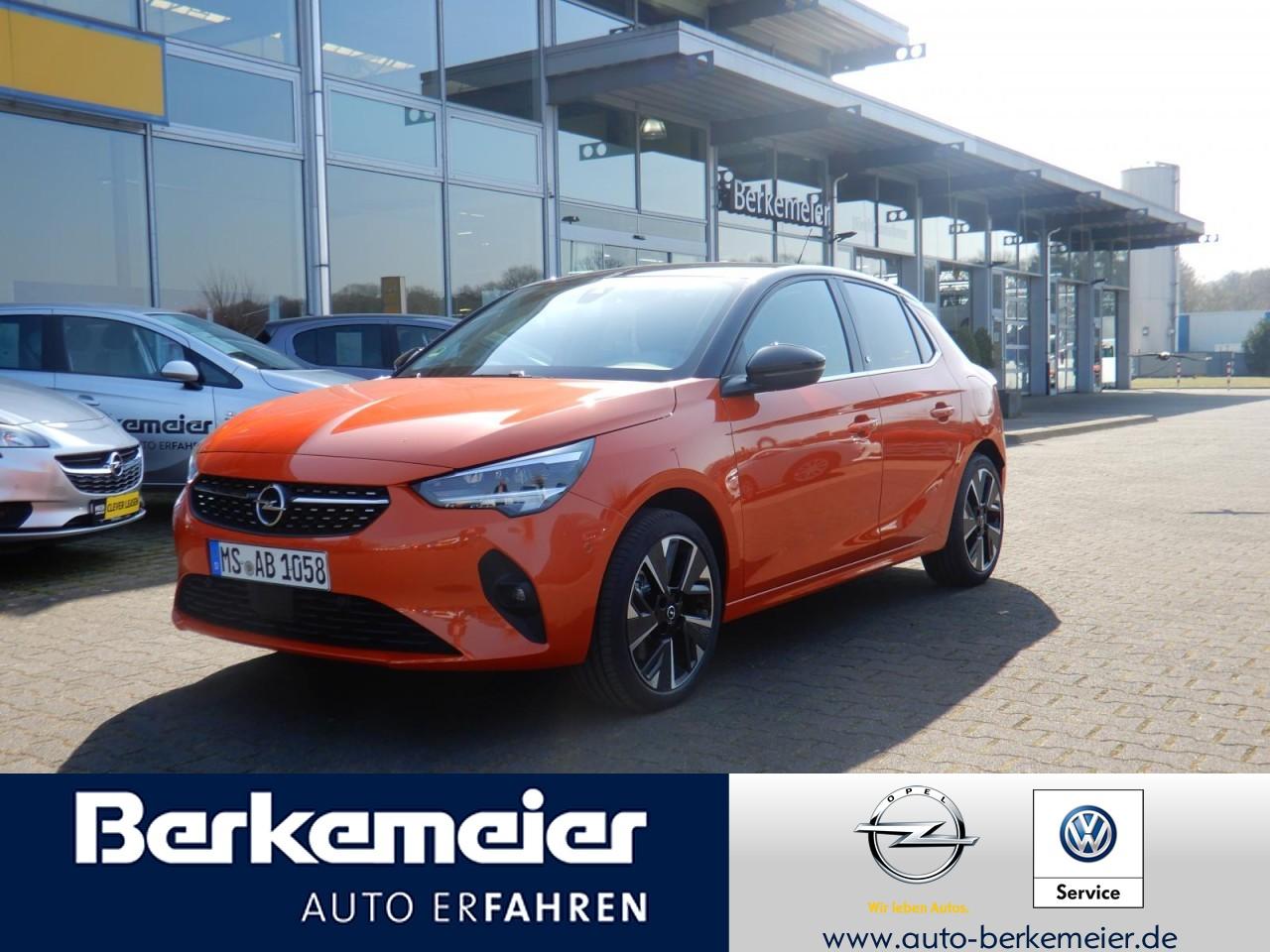 Opel Corsa e Elektro Elegance Leder/LED-Licht/Navi/Sitzheizung, Jahr 2020, Elektro