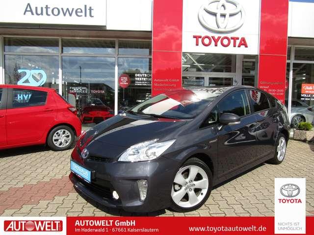 Toyota Prius Life, Klima, Rückfahrkamera, Jahr 2014, Benzin