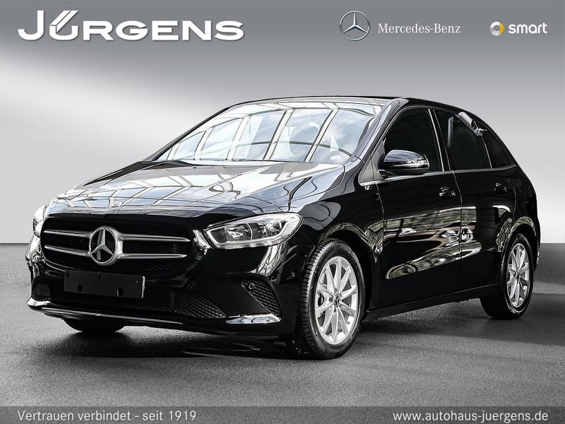 Mercedes-Benz B 160 Style/Navi/Park-Assistent/Sitzheizung/17', Jahr 2019, petrol