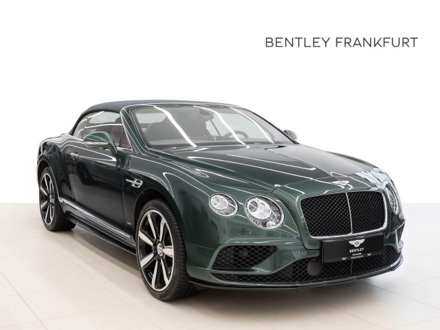 Bentley Continental GTC V8 S Facelift Mulliner Spec., Jahr 2016, Benzin