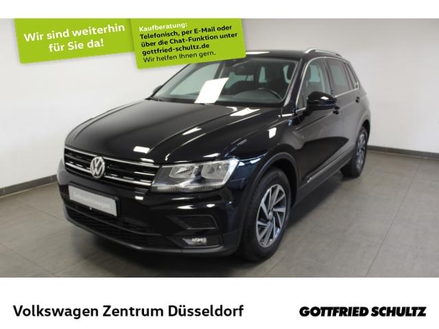 Volkswagen Tiguan Sound 1.4 TSI DSG *Pano*virt Cockpit*Navi*Keyless*SHZ*PDC*, Jahr 2018, Benzin