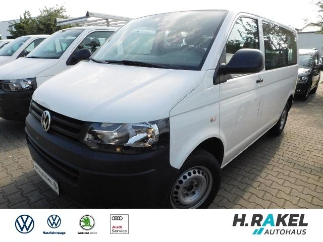 Volkswagen Transporter T5 Kombi 2.0 l TDI *AHK*, Jahr 2015, Diesel