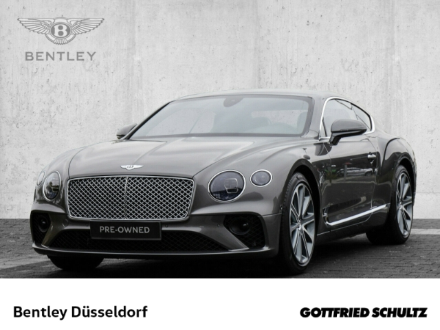 Bentley Continental GT New BENTLEY DÜSSELDORF, Jahr 2018, Benzin