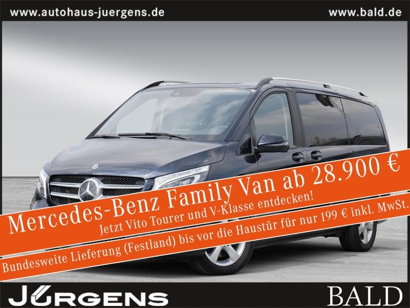 Mercedes-Benz V 300 Edition lang LED 9G-Tronic Navi Parkpaket, Jahr 2020, Diesel