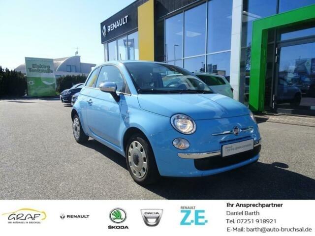Fiat 500 Pop 1.2 8V, Jahr 2014, Benzin