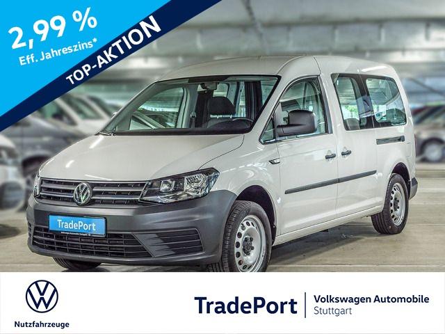 Volkswagen Caddy Maxi Kasten 1.4 TSI Euro 6b, Jahr 2017, Benzin