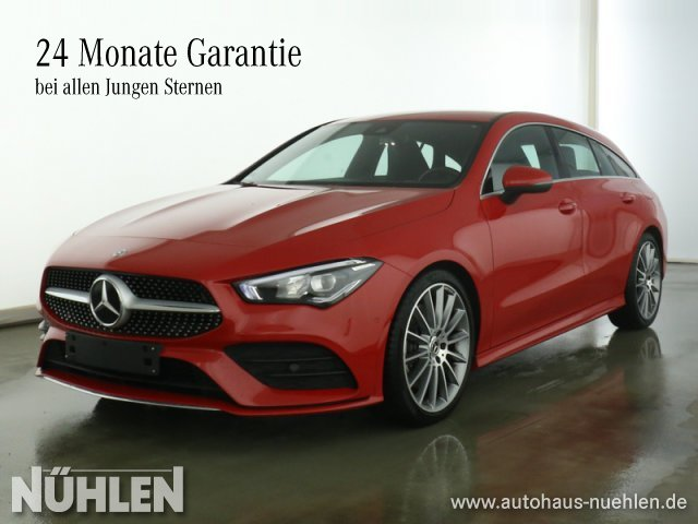 Mercedes-Benz CLA 220 Shooting Brake AMG Line+LED+Sitzhzg.+BC, Jahr 2019, Benzin
