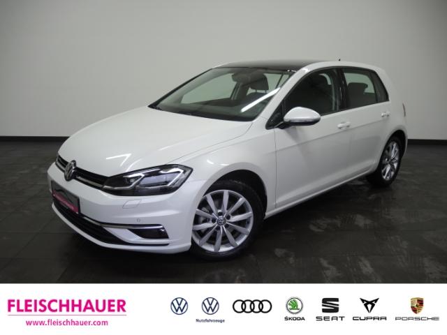 Volkswagen Golf VII Highline 1.5 TSI EU6d-T, Jahr 2019, Benzin