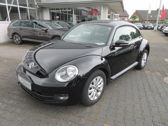 Volkswagen Beetle 1.2 TSI KLIMA ALU APS SITZHEIZUNG GRA, Jahr 2017, Benzin
