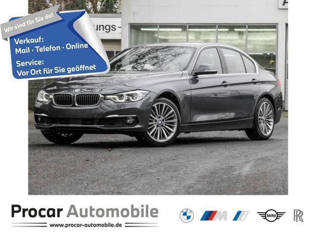 BMW 330i Luxury Line Auto. Navigation Kamera LED, Jahr 2018, Benzin