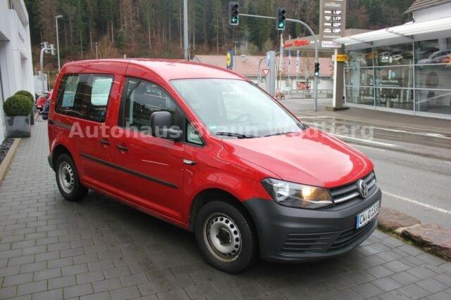 Volkswagen Caddy Nfz Kasten EcoProfi 1.2 TSI, Jahr 2015, Benzin