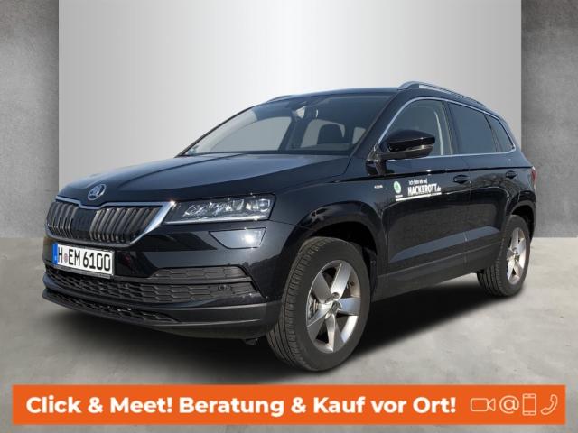 Skoda Karoq Soleil 4x4 2.0 TDI EU6d-T Navi Keyless Rückfahrkam. Fernlichtass. e-Heckklappe, Jahr 2019, Diesel