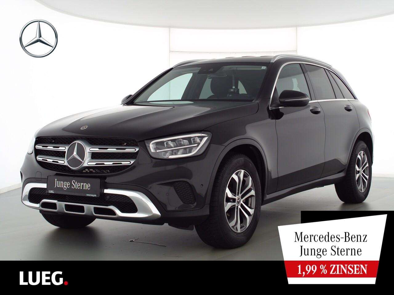 Mercedes-Benz GLC 220 d 4M MBUX+Navi+LED-HP+Sthzg+EHeck+Kamera, Jahr 2020, Diesel