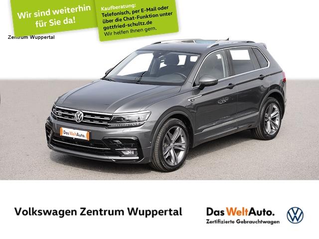 Volkswagen Tiguan 2,0 TDI R-LINE DSG LED NAVI VC STANDHZG SHZ PDC, Jahr 2017, Diesel