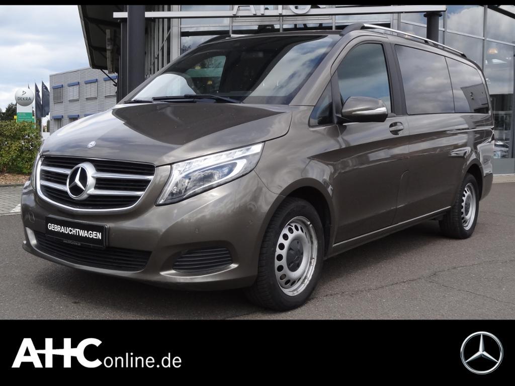 Mercedes-Benz V 220 BT L EDITION+KAMERA+LED+STANDH+AHK 2500kg, Jahr 2015, Diesel