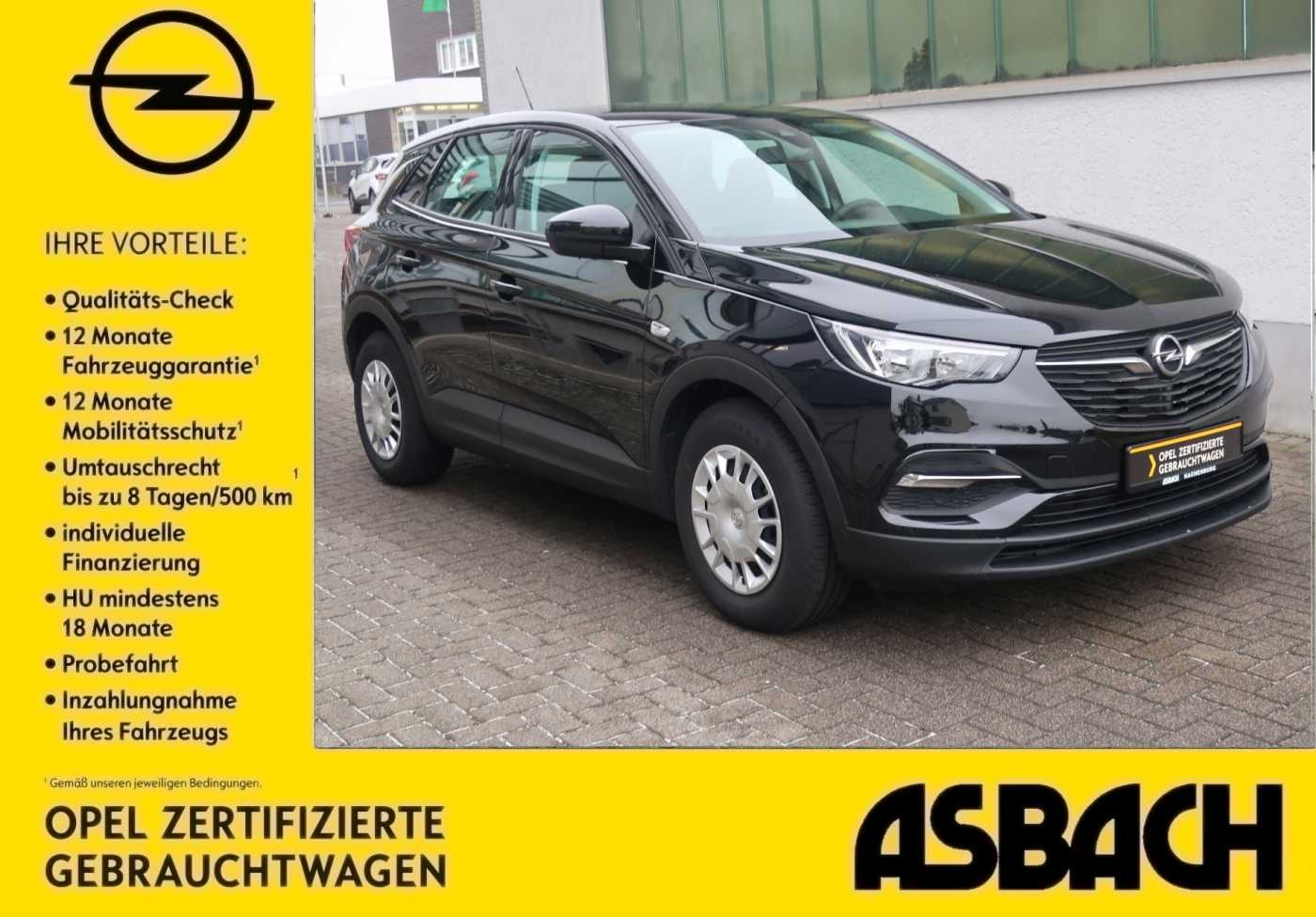 Opel Grandland X Intelli DAB, Jahr 2017, diesel