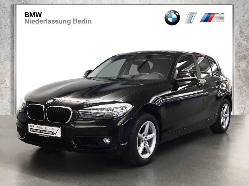 BMW 120i 5-Türer EU6 Klimaautom. Sitzheizung PDC, Jahr 2017, Benzin