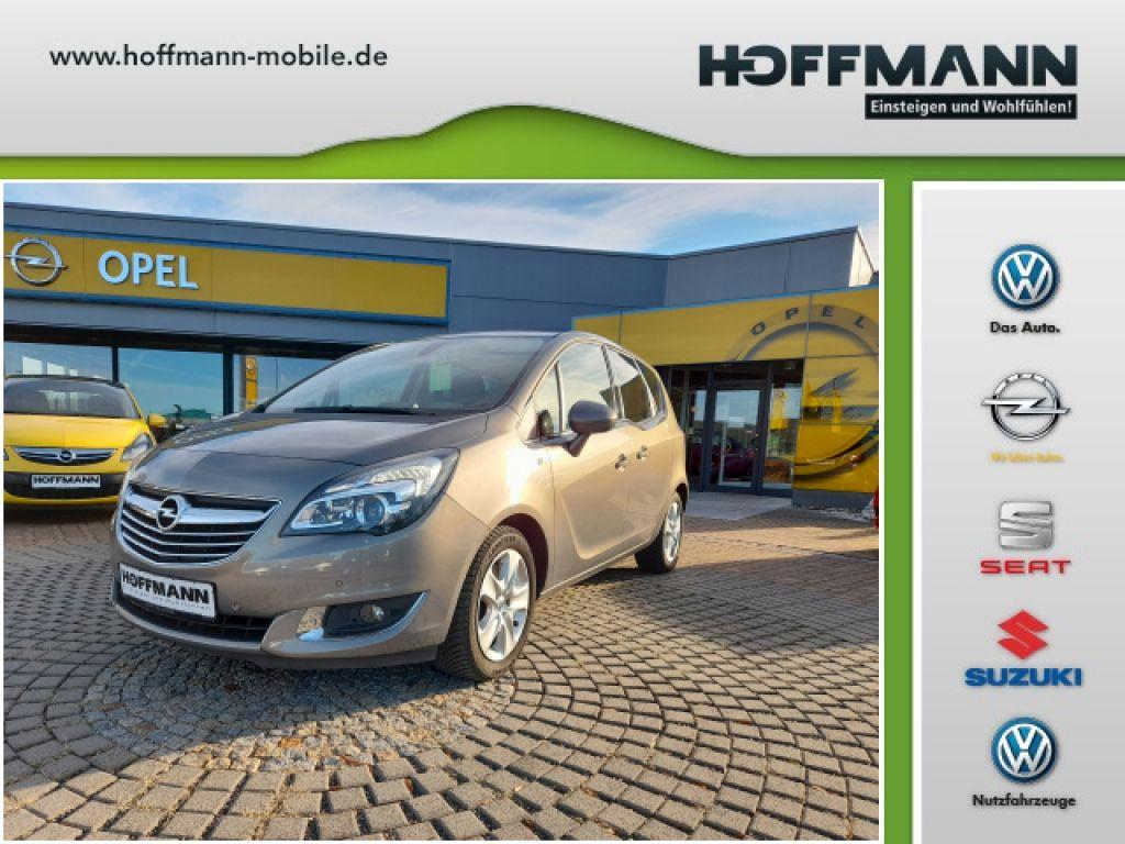 Opel Meriva 1.4 Innovation SHZ LHZ AGR PDC Klimaaut., Jahr 2014, Benzin