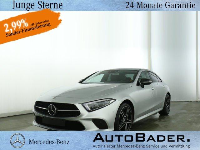 Mercedes-Benz CLS 300 d AMG LMF RemotePkt FAP SD KeyGO Standhz, Jahr 2018, Diesel