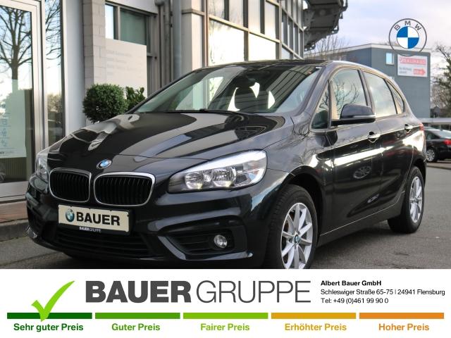 BMW 216 Active Tourer d Advantage Automatik Navi Keyless Klima GRA PDC, Jahr 2018, Diesel