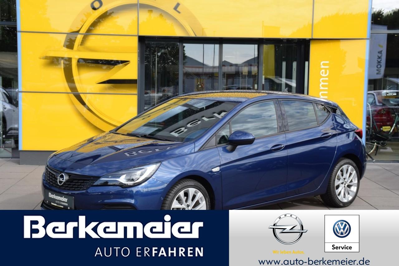 Opel Astra Ultimate *Leder/Navi/Kamera/OPC-Line, Jahr 2019, Benzin