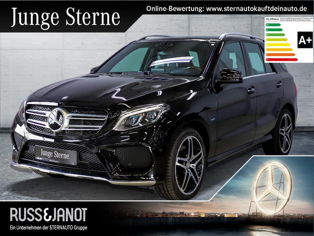 Mercedes-Benz GLE 500 e 4M+AMG+Airmatic+Pano+360°+Distronic+TV, Jahr 2016, hybrid