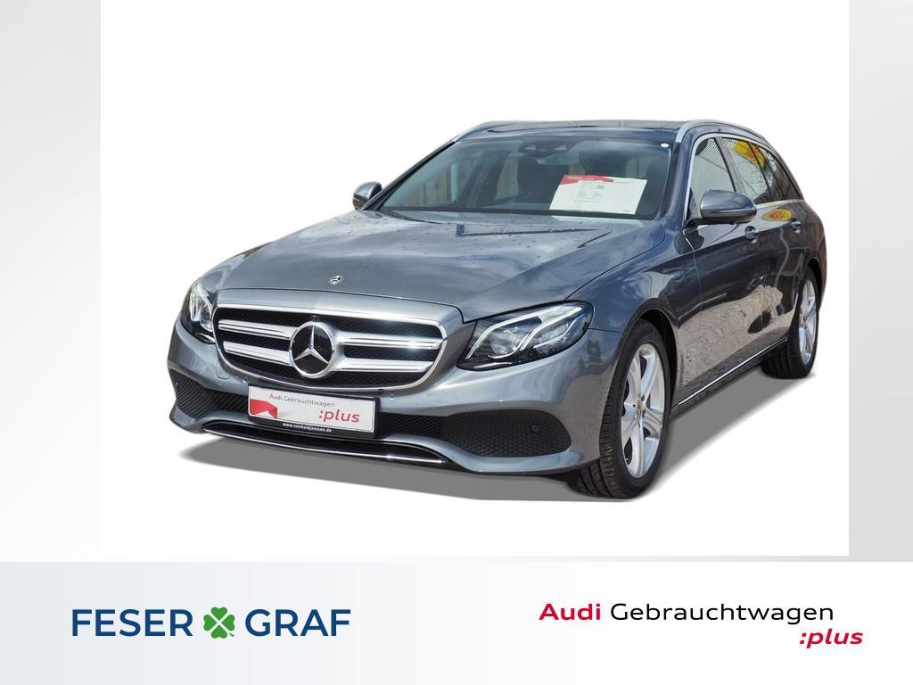 Mercedes-Benz E 350 d T 9G-Tronic Distronic/Panorama/LED/AHK, Jahr 2018, Diesel