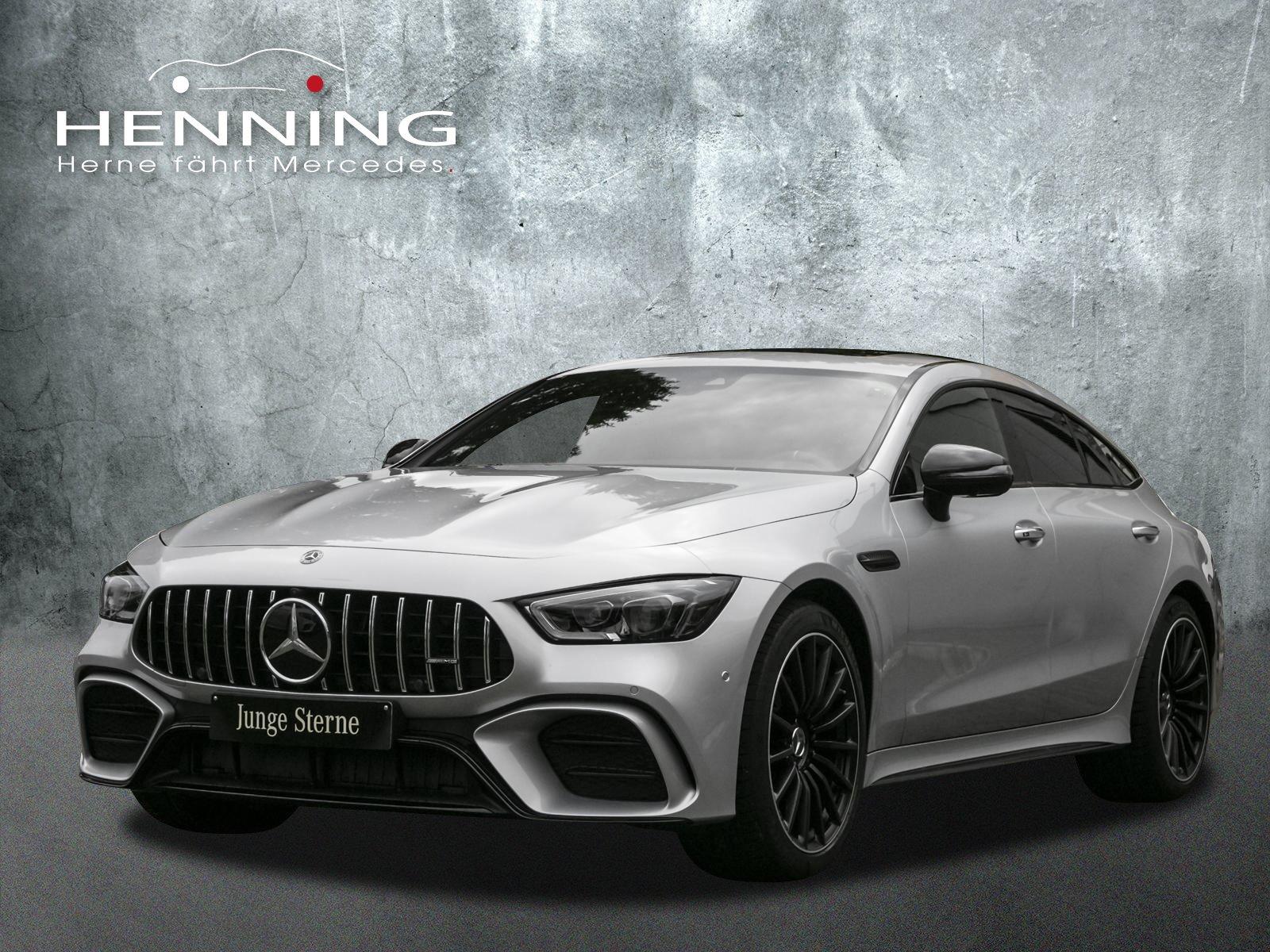 Mercedes-Benz AMG GT 43 4M+ Burmester Memory 360° AbGasanl., Jahr 2019, Benzin