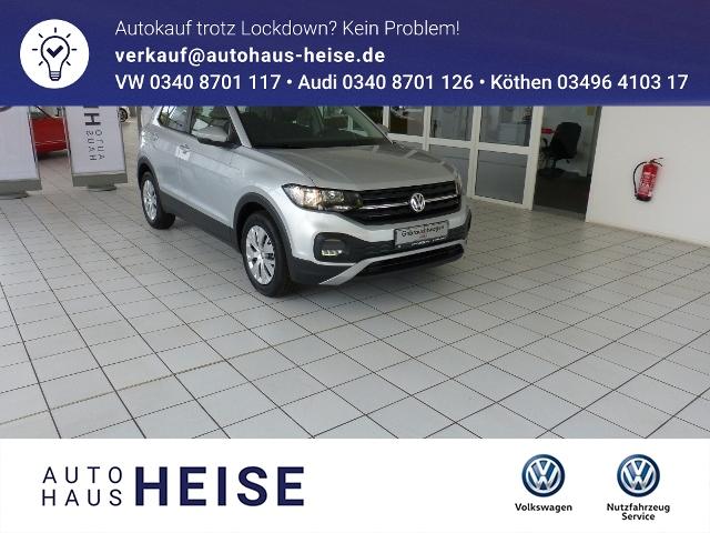 Volkswagen T-Cross 1.0 Climatr./Sitzhzg./ACC, Jahr 2019, Benzin