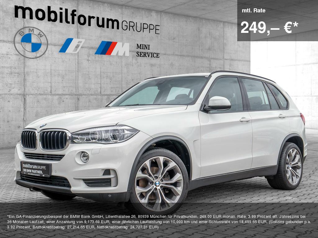 BMW X5 xDrive30d, Jahr 2016, Diesel