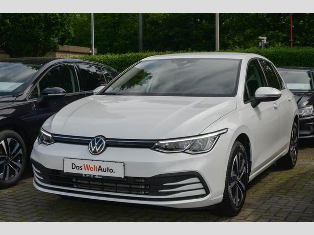 Volkswagen Golf VIII United 1.0 TSI Navi ACC DAB AppConnect, Jahr 2020, Benzin