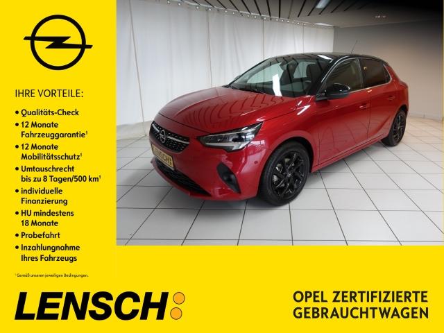 Opel Corsa F 1.2 Elegance KLIMAAUT+SITZHZG+PDC+USB+BT, Jahr 2019, Benzin