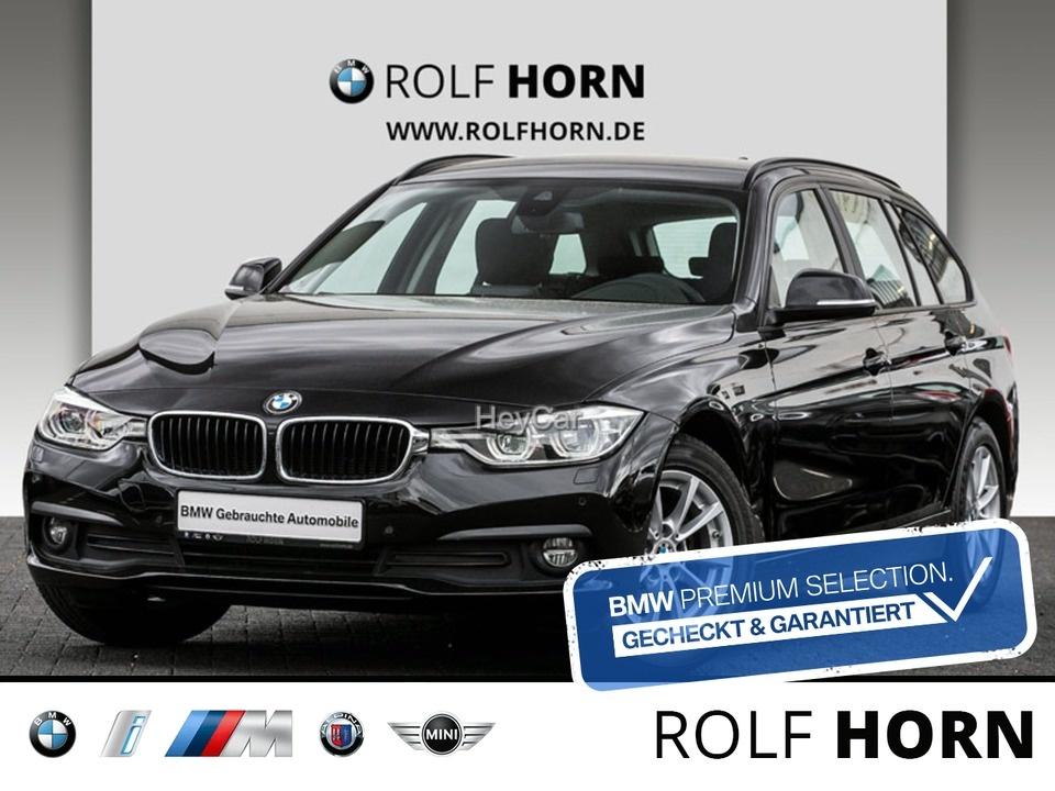 BMW 316dA Touring Advantage Navi LED PDC Sitzheizung, Jahr 2019, Diesel