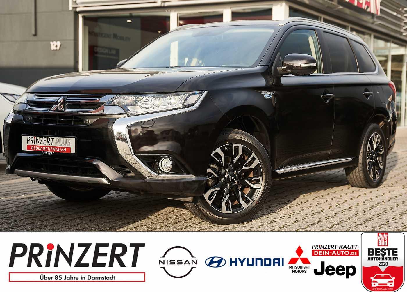 Mitsubishi Plug-in Hybrid Outlander 2.0 4WD CVT 'TOP' 8-Fach, Jahr 2017, Hybrid