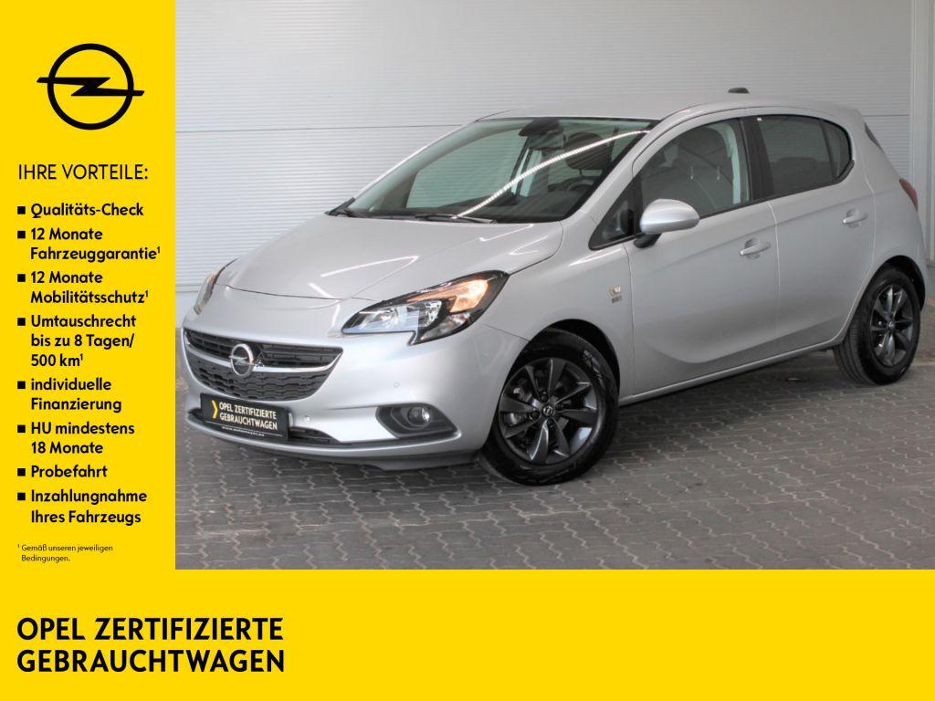 Opel Corsa 1.4 Automatik 120 Jahre PDC Klimaauto., Jahr 2019, Benzin