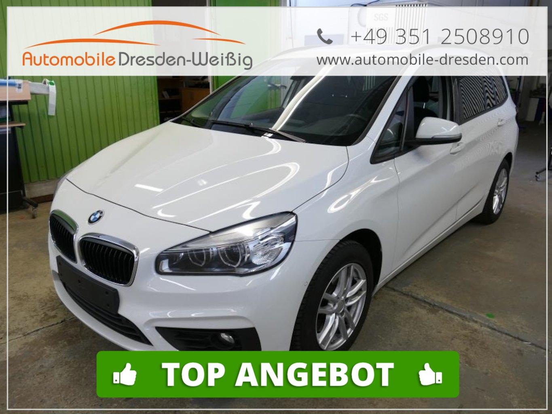 BMW 218 Gran Tourer d Advantage*voll LED*Pano*Navi*, Jahr 2017, Diesel