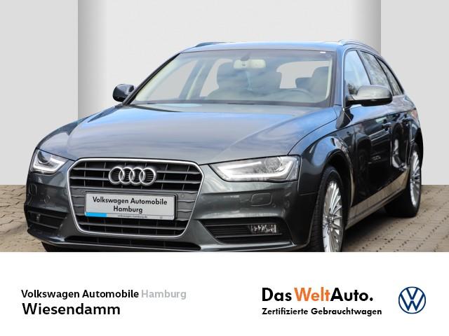 Audi A4 Avant 2.0 TDI Aut. Ambiente Panoramaglasdach Leder Navi LM Klimaautomatik, Jahr 2015, Diesel