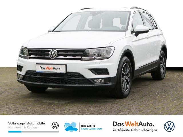 Volkswagen Tiguan 1.4 TSI ACT Comfortline Navi PDC Kamera Klima, Jahr 2017, Benzin