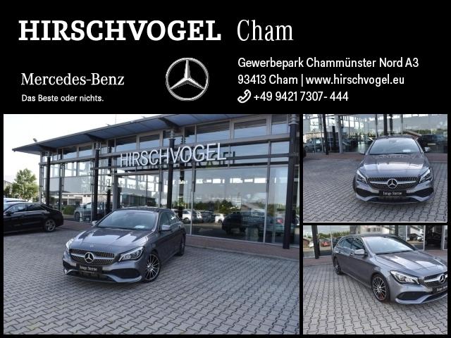 Mercedes-Benz CLA 250 SB PEAK+AMG-Line+Navi+LED+Kamera+PDC+SHZ, Jahr 2018, Benzin