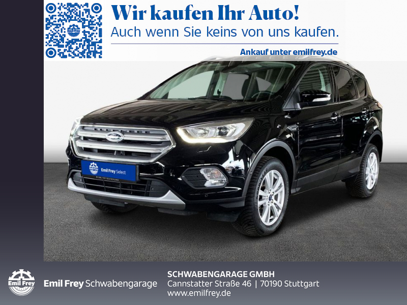 Ford Kuga 1.5 EcoBoost 2x4 Winter-Paket Alarmanlage, Jahr 2019, Benzin