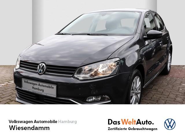Volkswagen Polo 1.4 TDI Comfortline LM Klimaautomatik Navi PDC, Jahr 2016, Diesel