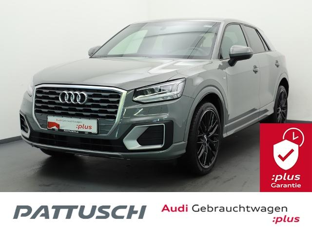 Audi Q2 1.5 TFSI S-Line Navi LED AHZV Sitzheizg., Jahr 2019, Benzin